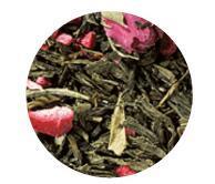 蔓越莓玫瑰绿茶