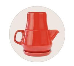 陶瓷茶壶配件