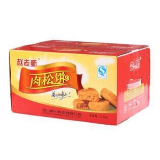 赵老师 肉松饼2500g