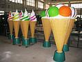HM-PO-01冰淇淋模型