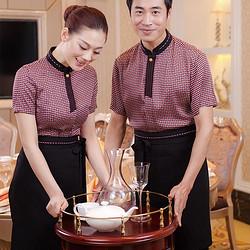 酒店西餐厅制服