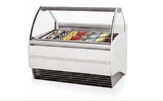 绿洲系列冰淇淋展示柜