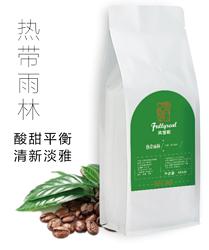 热带雨林 咖啡豆