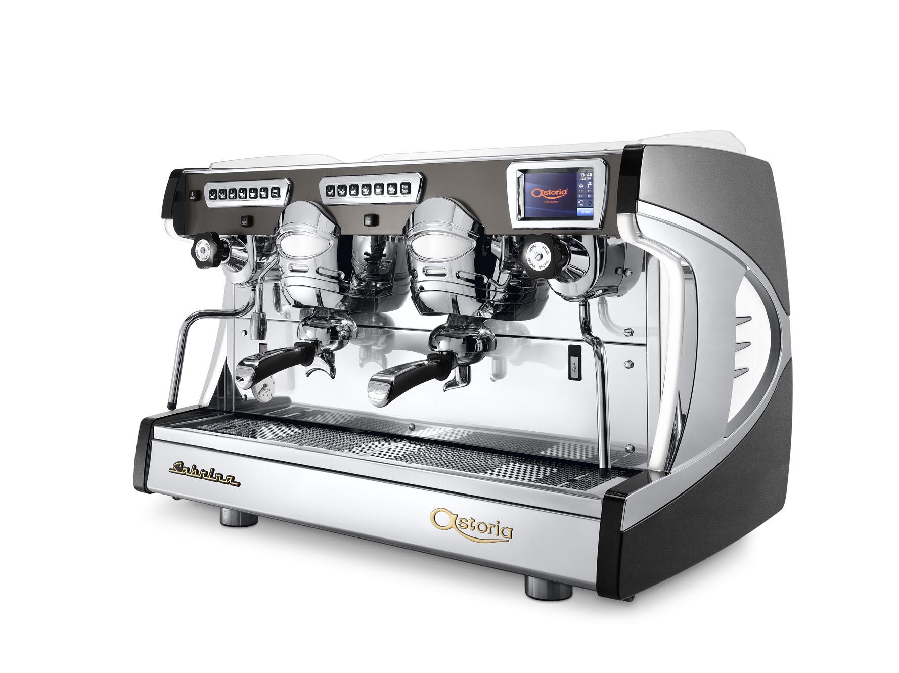 SABRINA-TS意式高端半自動咖啡機