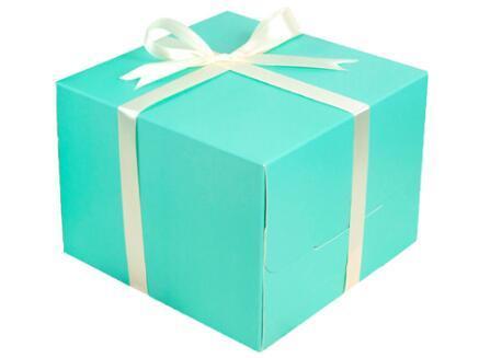 一体式蛋糕盒