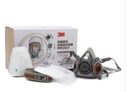 3M防毒面具6200