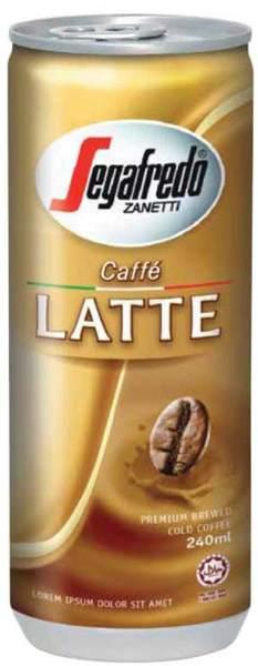 世家兰铎--罐装咖啡饮料