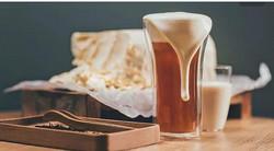 原味奶盖粉 奶茶用奶盖粉 来样定制OEM贴牌 送奶盖配方