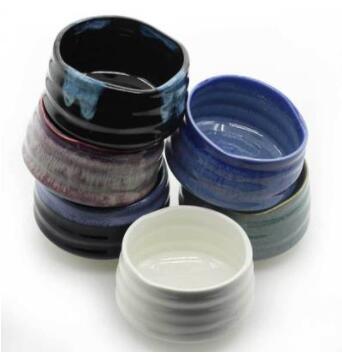 窯變釉茶碗 抹茶碗