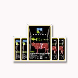 顶级元素静腌牛排系列  T骨牛排 180g/210g/250g