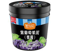 葡萄果泥罐子