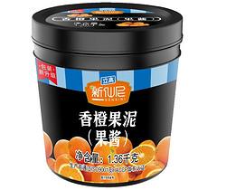 香橙果泥罐子