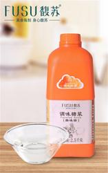 馥苏调味糖浆