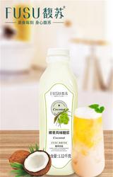 馥苏椰青风味糖浆