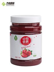 大由国际草莓果酱