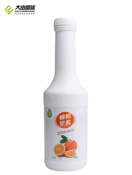 大由国际柳橙果酱