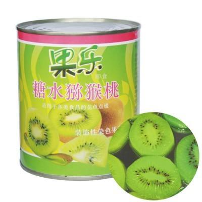果乐猕猴桃罐头850gX24罐