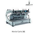 法国Conti 半自动咖啡机 Monte Carlo 2G/3G
