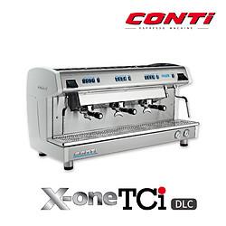 法国Conti 半自动咖啡机 Xone TCI DLC 3G 白色