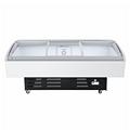 Haier/海尔 SC-608CX 鲜肉柜 商用卧式冷柜直冷冷藏保鲜展示冰柜
