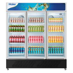 Haier/海尔 SC-1050HL(商流) 三门商用立式冷藏柜 展示柜 饮料柜