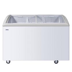 Haier/海尔 SC/SD-332C冷链 透明门卧式展示柜 商用 饮料雪糕冷冻冷藏