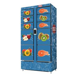 Haier/海尔 SC-626 生鲜自提柜 智能生鲜柜 智能冷藏保鲜机