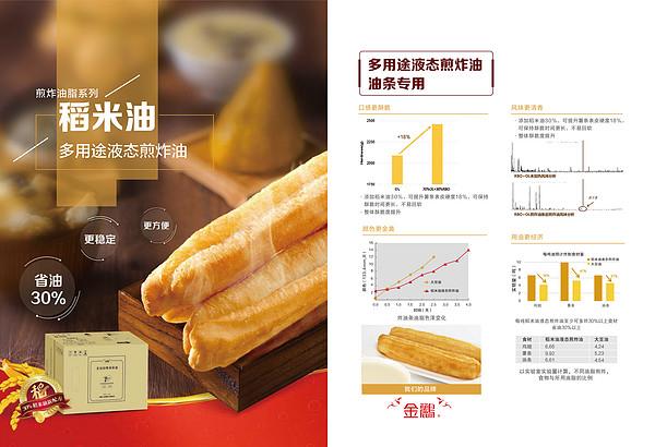 金鹂稻米油