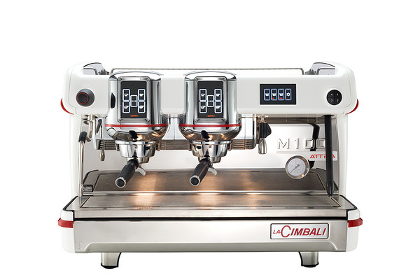 LaCimbali金巴利咖啡机M100ATTIVA