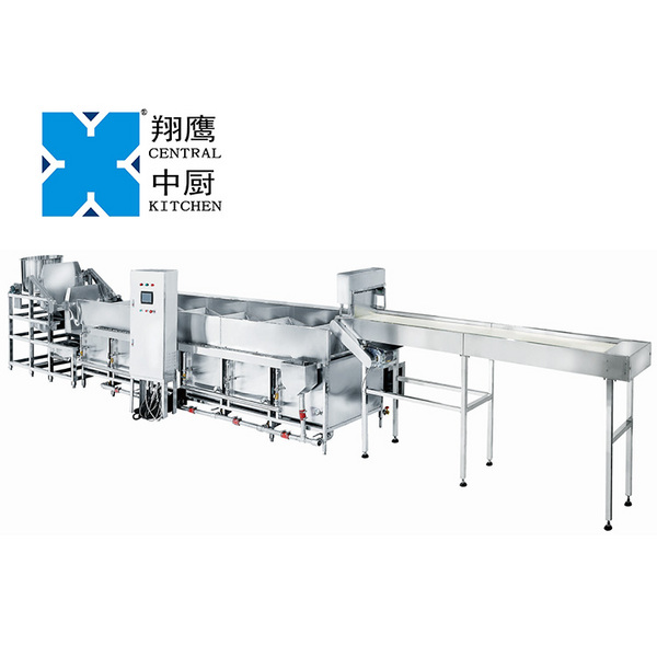 XYZMX-300 连续式自动煮面线