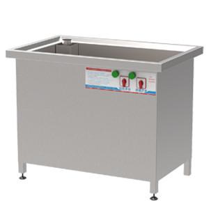 上超PW5015水槽式半自动超声波洗碗机