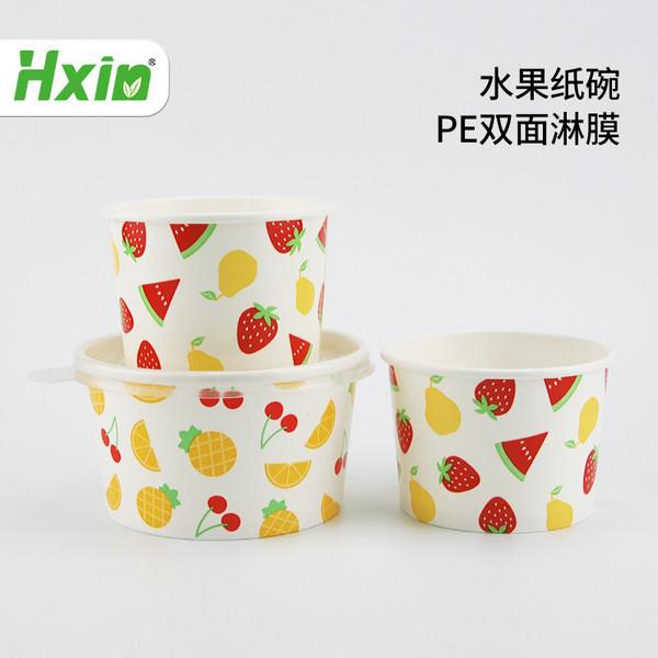 一次性纸碗双面淋膜