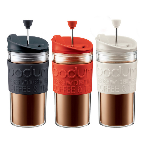 Bodum 压滤式随行杯 K11102(350ml)