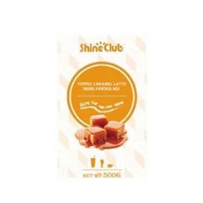 SHINE CLUB 焦糖冰沙粉