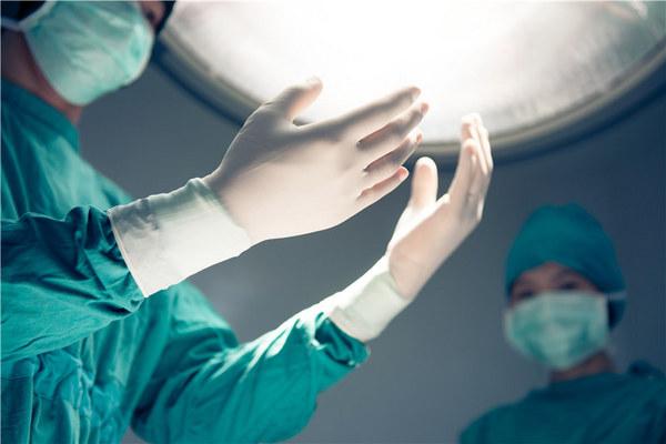 医用乳胶检查手套