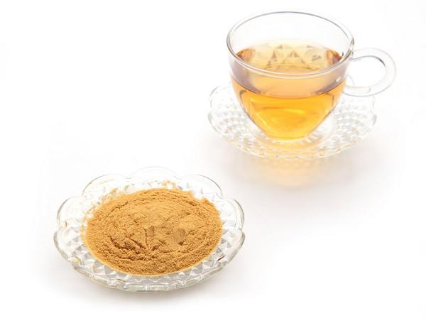 热溶性速溶茶粉