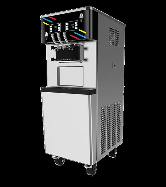 立式双控软冰淇淋机DW138ETC