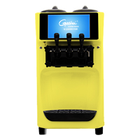 ST双系统台式软冰淇淋机