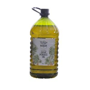 混合油橄榄果渣油
