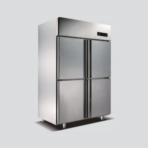 豪华款四门风冷750系列立式冰箱