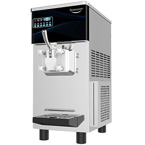 ⾼端智能台式软冰淇淋机NE1212