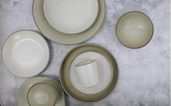"""创意食器—""""斑斓""""系列高温陶瓷"""