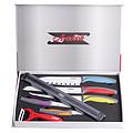 厨房刀具7件套装不锈钢厨用刀刀具套装批发厨师刀礼品盒装