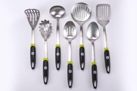 不锈钢厨具7件套