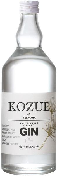 GIN -KOZUE- 700ml