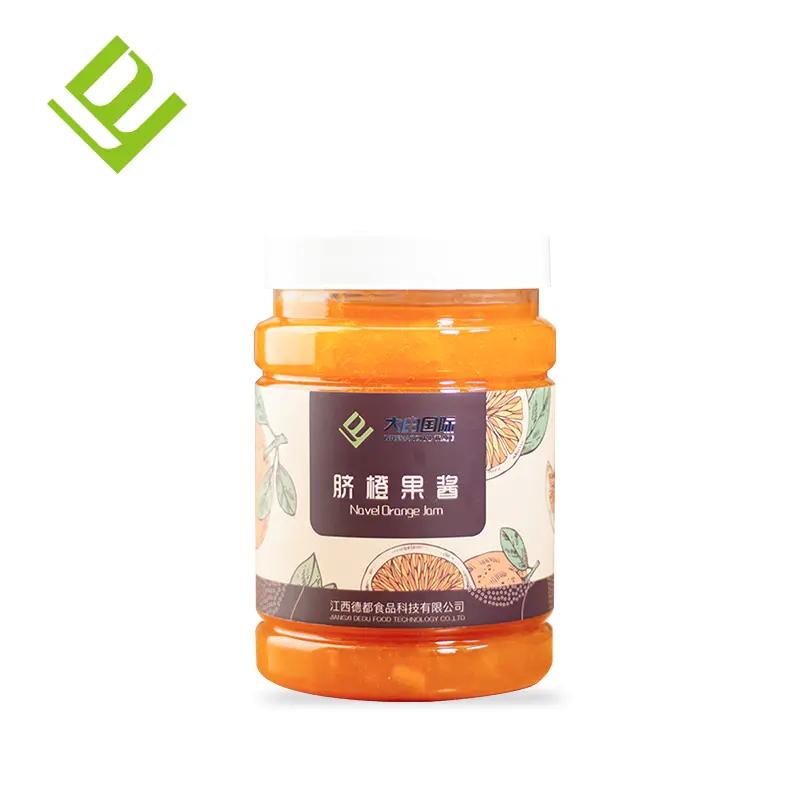 大由国际脐橙果酱 1.0kg