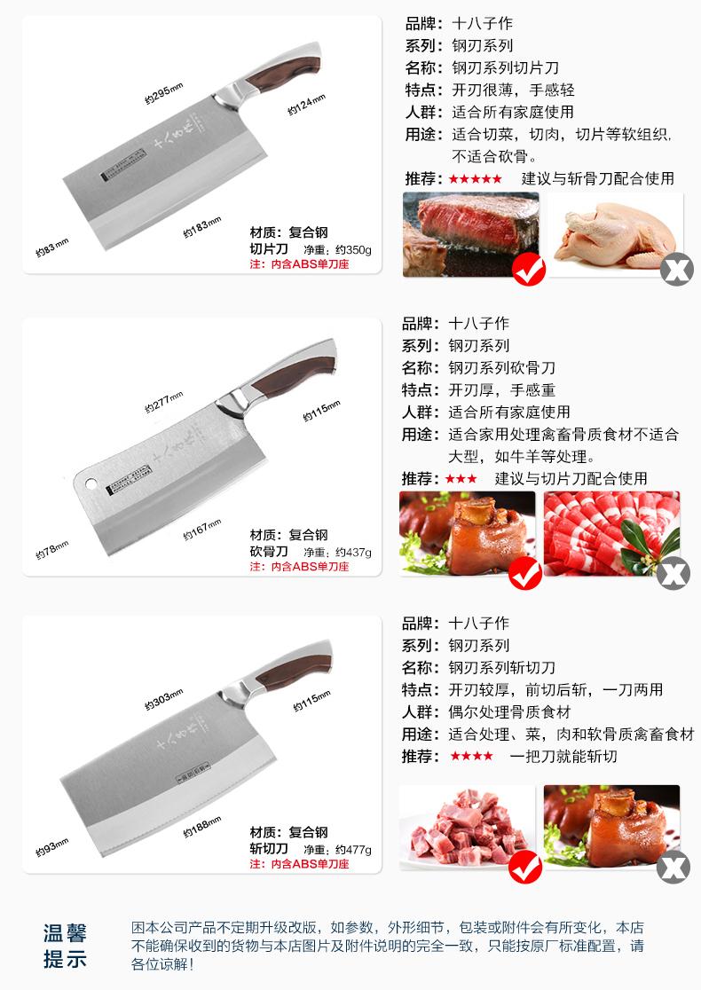 G2001-A 钢刃斩切刀