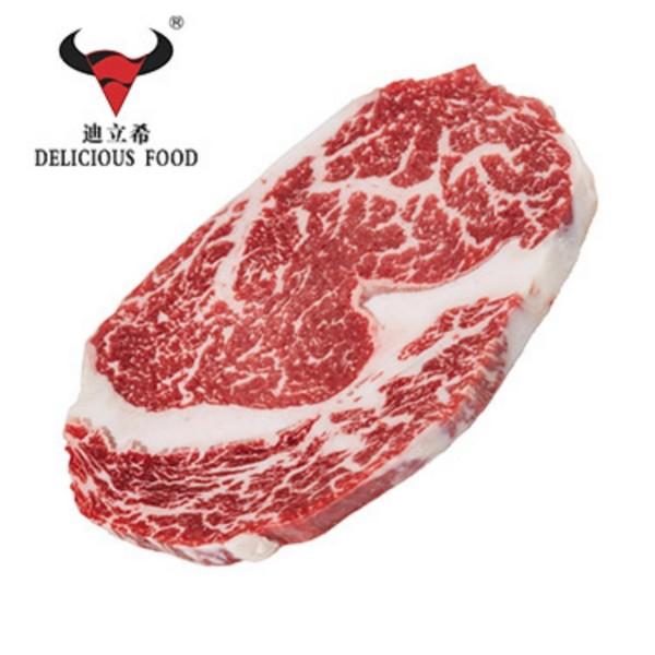【迪立希】正关进口澳洲和牛M6-7眼肉牛排