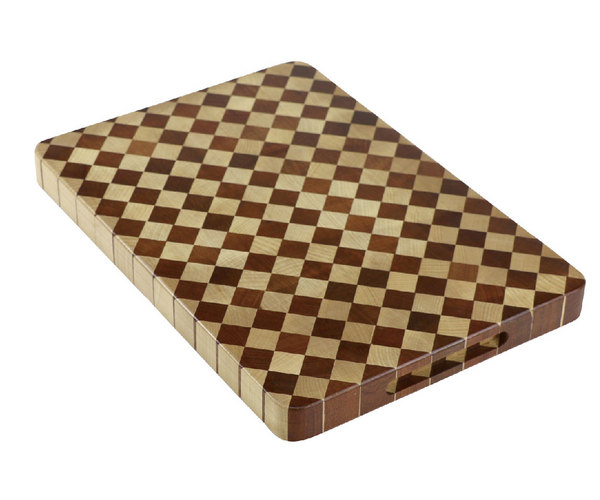 棋盘木菜板