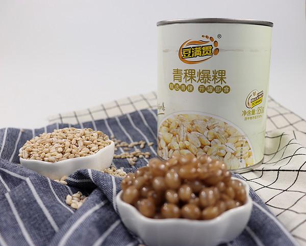 豆满贯青稞爆粿罐头